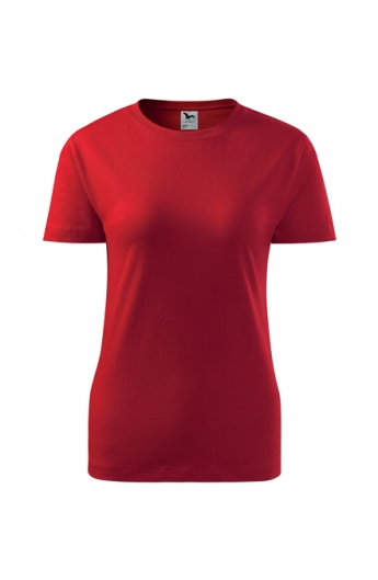 Dámské tričko s vlastním potiskem BASIC 0b12b7d0f1