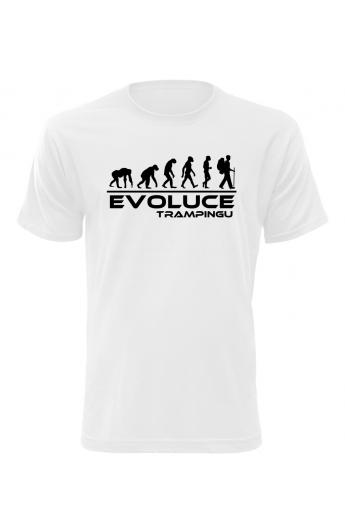 Pánské tričko Evoluce Trampingu