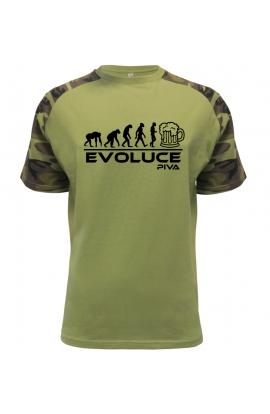 Pánské tričko Evoluce Piva