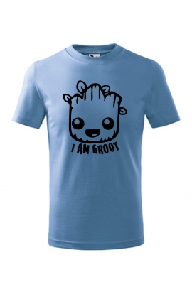 Dětské tričko mimi Groot
