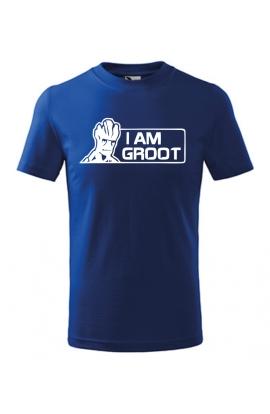 Dětské tričko I am Groot