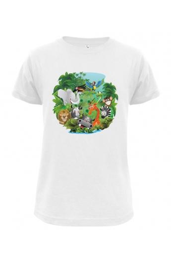 Dětské tričko Safari