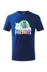 Dětské tričko Fortnite s duhou