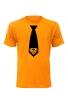 Pánské tričko s kravatou Superman