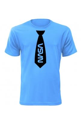 Pánské tričko s kravatou NASA