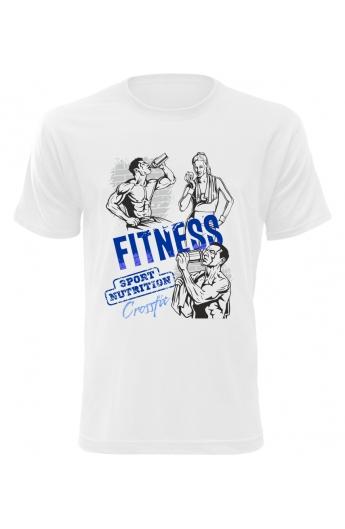Pánské tričko Fitness