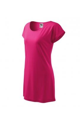Dámské tričkové šaty LOVE 123