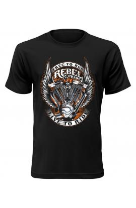 Pánské tričko REBEL