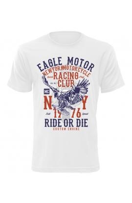 Pánské tričko Eagle Motor
