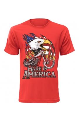 Pánské tričko Made in America