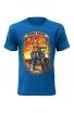 Pánské moto tričko Enduro Racing