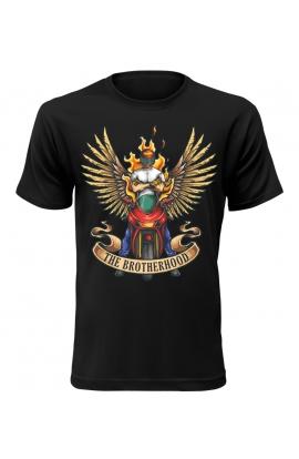Pánské motorkářské tričko The Brotherhood