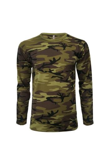 Pánské tričko LS military