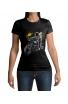 Dámské tričko s moto astronoutem