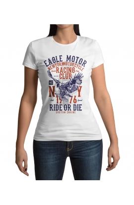 Dámské tričko Eagle Motor