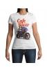 Dámské tričko Cafe Racer