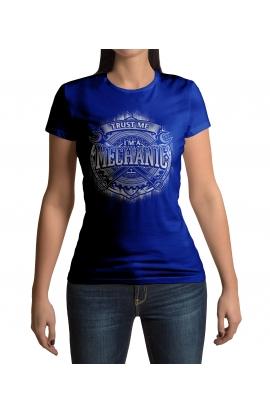 Dámské tričko Mechanic