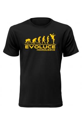 Pánské tričko Evoluce Horolezce
