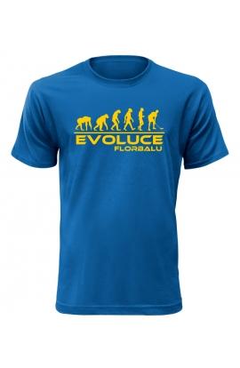 Pánské tričko Evoluce Florbalu