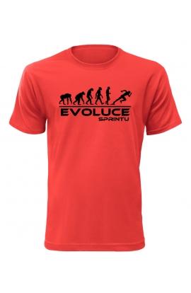Pánské tričko Evoluce Sprintu