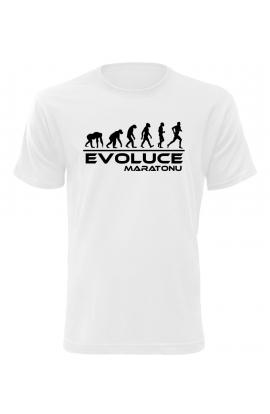 Pánské tričko Evoluce Maratonu