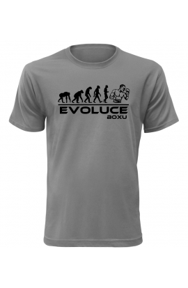 Pánské tričko Evoluce Boxu