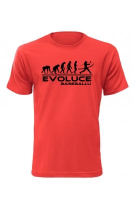 Pánské tričko Evoluce Baseballu