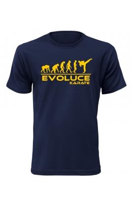 Pánské tričko Evoluce Karate