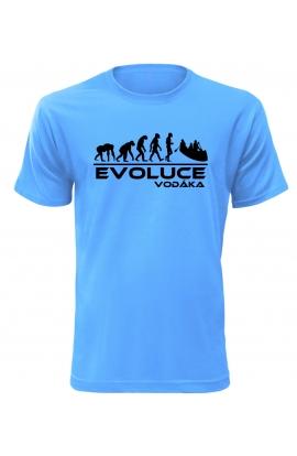 Pánské tričko Evoluce Vodáka