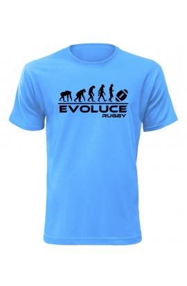 Pánské tričko Evoluce Rugby