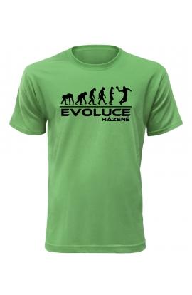 Pánské tričko Evoluce Házené