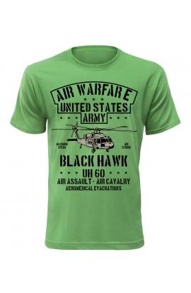 Pánské armádní tričko Black Hawk UH 60