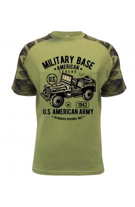 Pánské armádní tričko American Army