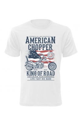 Pánské tričko American Chopper