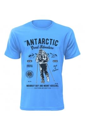 Pánské tričko Antarctic Great Adventure