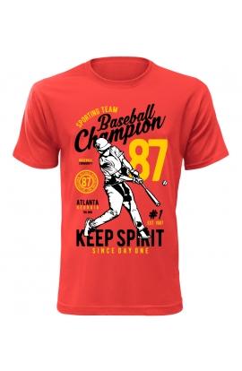 Pánské tričko Baseball Champion