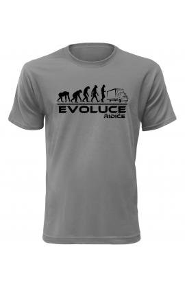 Pánské tričko Evoluce Řidiče