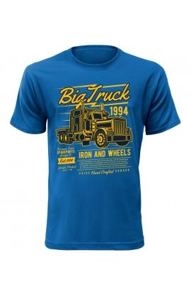 Pánské tričko s kamionem Big Truck